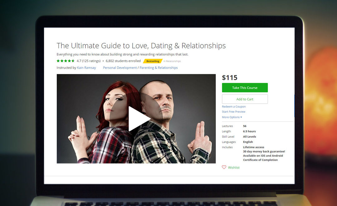 The Ultimate Guide to Love, Dating & Relationships
